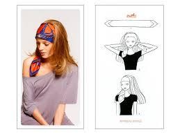 indossare un foulard