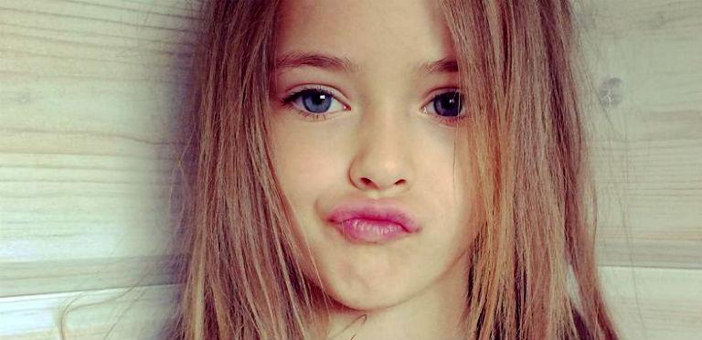 The World S Most Recently Posted Photos Of Fashion And: Kristina Pimenova: La Baby Model Più Pagata