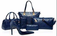 abbinare scarpe e borse