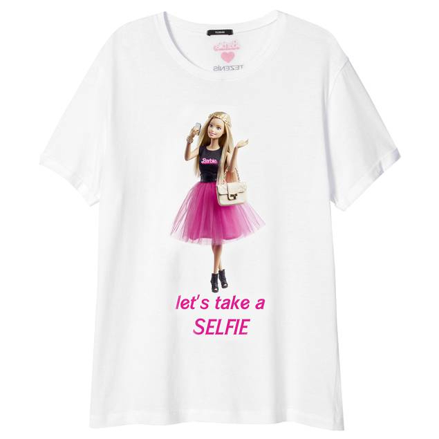 Tezenis e Barbie