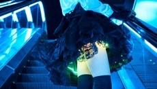 Hikaru Skirt, la minigonna con le luci a led