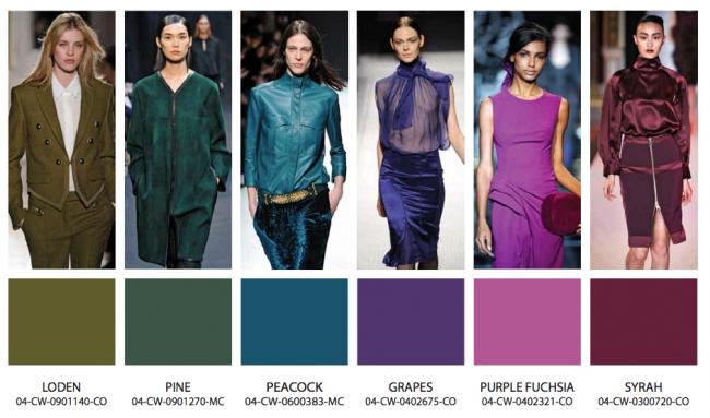 scegliere il colore