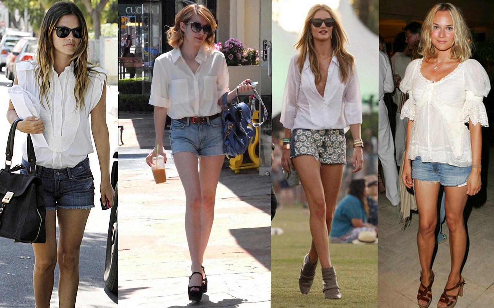 codice promozionale 973e3 28961 Shorts di jeans, come abbinarli per non sbagliare: idee e ...