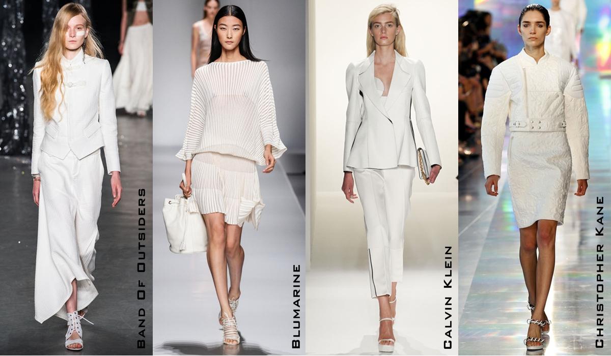 9b0c7090d4c7 Il must dell estate  vestirsi di bianco