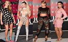 I look delle star agli MTV VMA