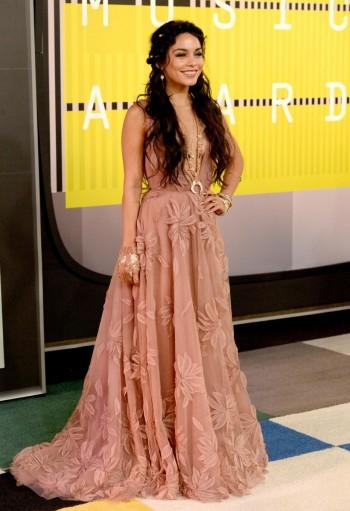 i look delle star agli MTV VME