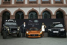 Le super car del nuovo capitolo di James Bond