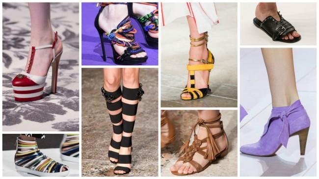 tendenze scarpe pe 2016