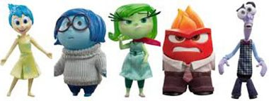 Caccia al merchandising Inside Out!