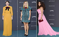Look delle star: LACMA Art + Film Gala