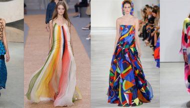 Moda arcobaleno:dalle Sfilate ai nostri armadi