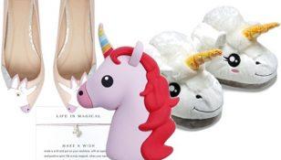 accessori con unicorni