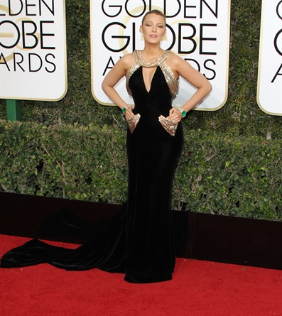blake lively – atelier versace –