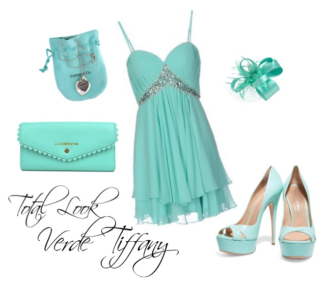 verde tiffany outfit