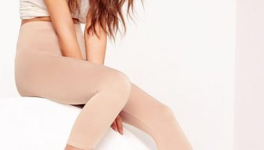 nude leggings